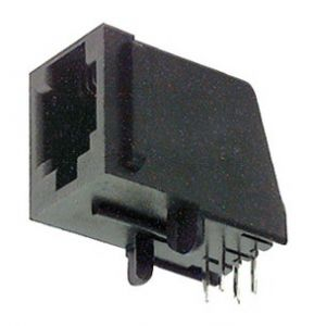 Presa Telefonica Modulare C.S. 6P6C