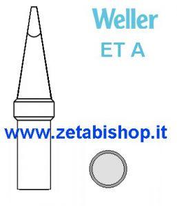 Punta Weller serie  ET-A