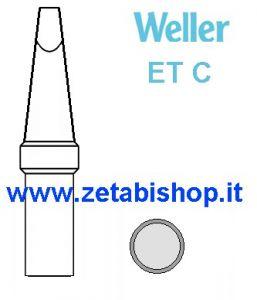 Punta Weller serie ET-C