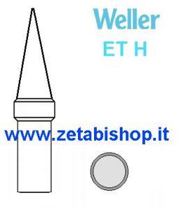 Punta Weller serie ET-H tip 0,8mm