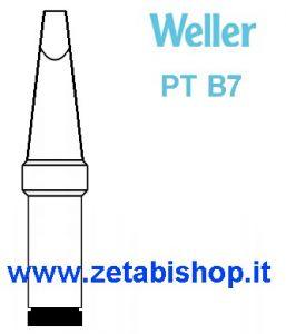 Punta Weller serie 4PTH7 per TCPS