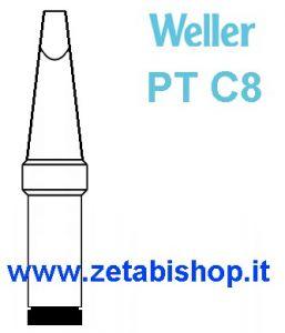 Punta Weller serie PT-C8