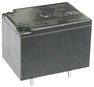 Relè Miniatura tenuta stagna 1Sc 6A 12 volt  NAIS