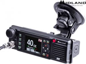 Midland 88 RTX 40 CH AM-FM-5 Watt