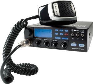 Ricetrasmittente Midland Alan 48 Plus Multi 40 CH AM-FM