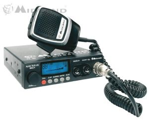 Ricetrasmittente Midland Alan 78 Plus Multi 40 CH AM-FM 5Watt