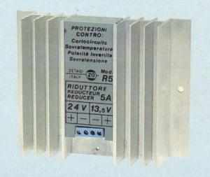 Riduttore di tensione ZG IN 24 volt out 12 5A