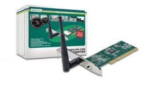 Scheda Interna PCI  RETE 150 MBPS Wireless