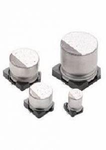 SMD  Condensatore  Elettrolitico 100 uF 6,3 Volt   Serie  RV5
