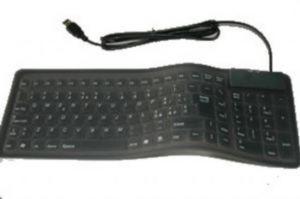 Tastiera  in Gomma USB KR-109  104 Tasti Italiana