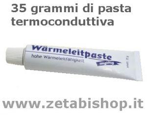 Tubetto Pasta termoconduttiva al  silicone 35 GR