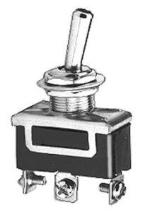 Deviatore Unipolare a leva On-On 10A  250 Vac
