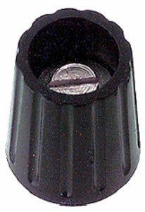 Manopola componibile con mandrino D 15  (solo corpo)