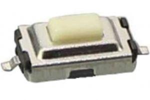 Pulsante micro SMD 2p 6x2,5mm